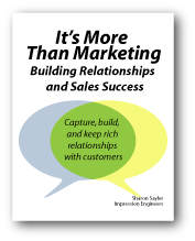 Marketing and Building Relationships Book Cover